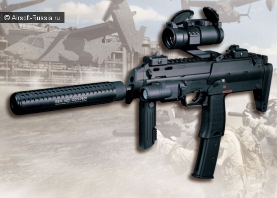 Предзаказ Tokyo Marui MP7A1 GBB