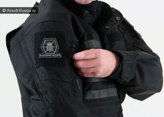 Kitanika: куртка Mark V