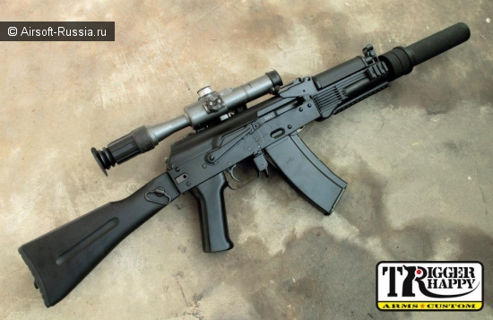 Кастом на базе AK9