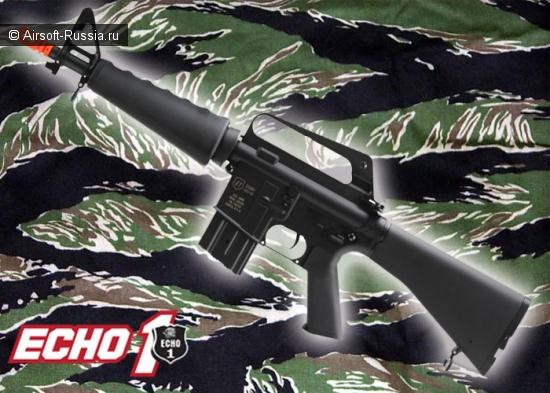 Echo1: анонс Vietnam Era SOG-68