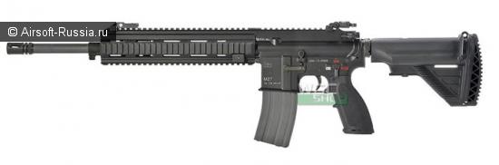 Umarex/VFC: HK416C и M27 в AEG-варианте (Фото 2)