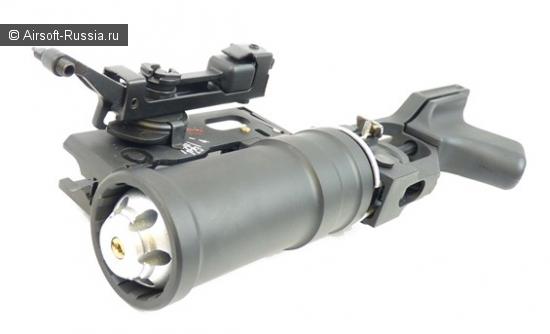 S&T: подствольник AK GP-25
