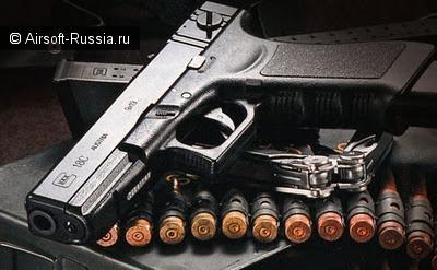 Обновленный Glock 18C от KSC