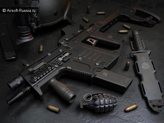 KRISS Arms прекращает лицензировать KWA