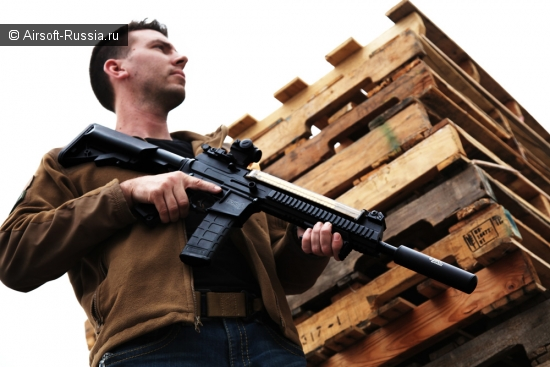 AR-57 от Echo1 USA