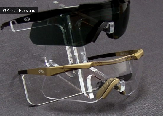 Smith Optics: тактические очки Aegis Echo