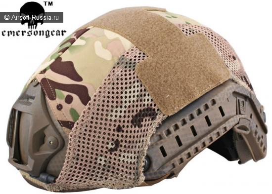 Недорогой чехол для шлема