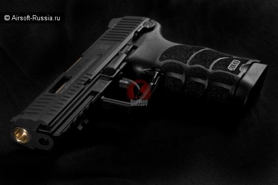 Airsoft Surgeon: доработка SAI ARMS Umarex HK45
