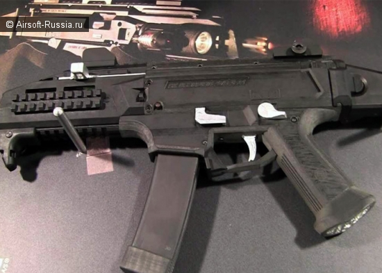 ASG: CZ Scorpion EVO 3 A1
