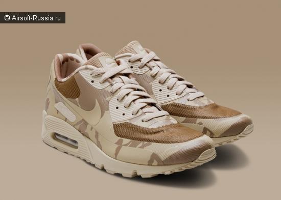Камуфляж от Nike