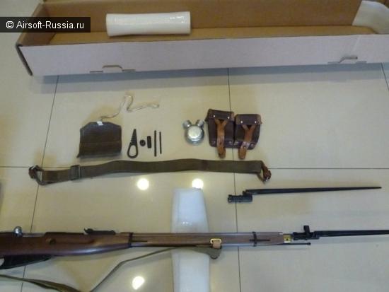 Zeta Lab : Mosin Nagant Rifle Delux Ver.