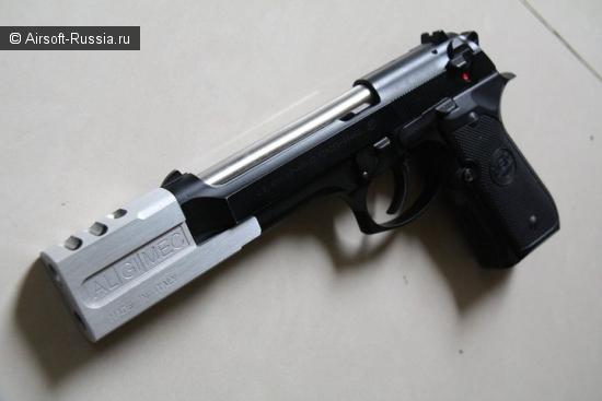 Taiwanese DIY comp for Marui/KJ/KSC/SOCOMGEAR M9
