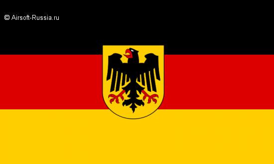 Реконструкция Бундесвера. Часть 1