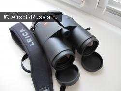 Бинокулярный дальномер Leica Geovid 10x42 (Фото 2)
