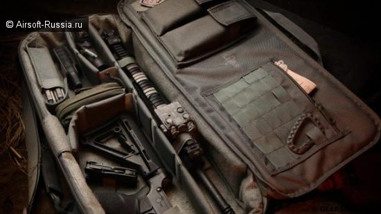 Новая оружейная сумка Covert Rifle Case MkII от LaRue Tactical