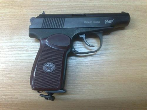 страйкбол пистолет Макарова