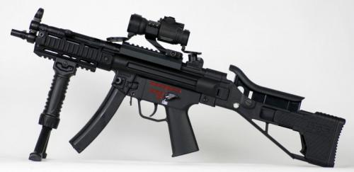 H&K MP5 (MX5) Pro Version от ICS