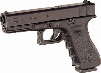 Миниобзор Meister Glock 17