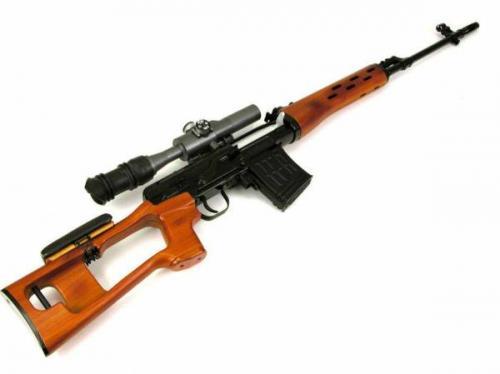 Снайперские винтовки 3775f21887