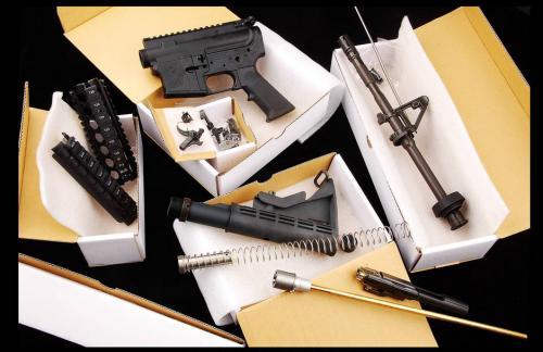 Тюнинг от Inokatsu для страйкбол винтовки M4A1, M5, M4 CQB-R