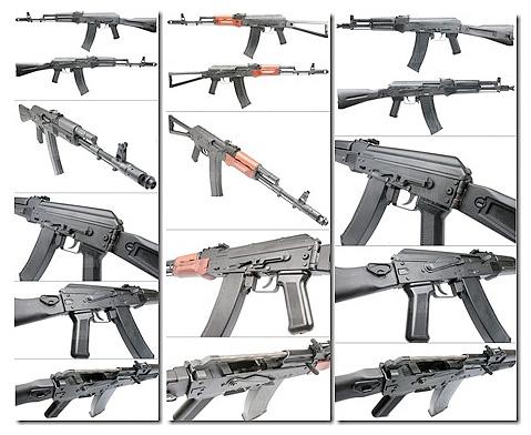 новые приводы от GHK GBB AK-серии