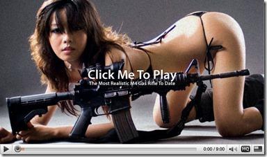 Inokatsu M4A1 Colt GBB газовое оружие