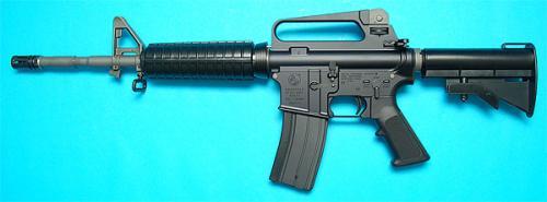 M16A2 shorty GBB страйкбольное оружие от G&P новинки страйкбола