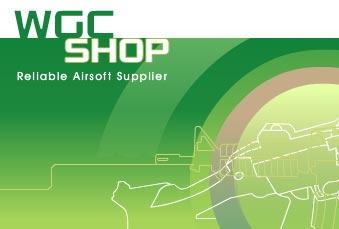 WGC airsoft страйкбольный магазин