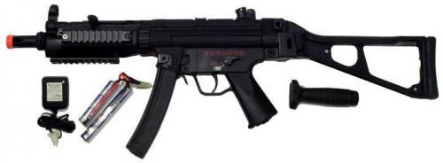 CYMA MP5 Blowback AEG страйкбольное оружие