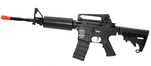 SoftAir Licensed Smith & Wesson M&P-15 ICS M4 Carbine Airsoft AEG страйкбольное оружие