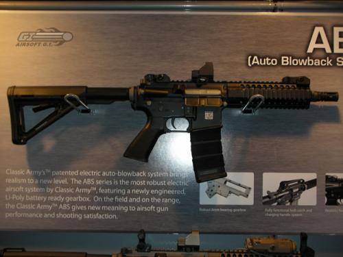 Classic Army LWRC,оружие для страйкбола