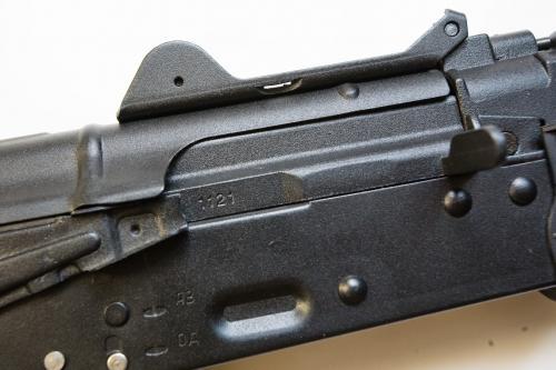 Маркировка на затврной раме DIBOYS SLR-106 (Rk-12)