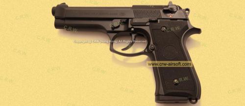 beretta M92 GBB пистолет для страйкбола от китайской фирмы XDY