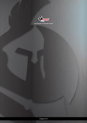 каталог страйкбольного оружия от ARES