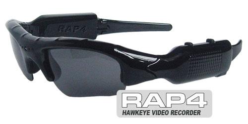 Видеокамера очки Hawkeye от RAP4