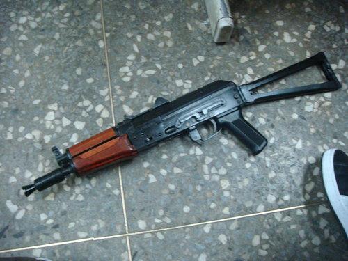 AK74U GBB
