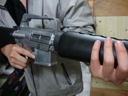 WE M16A1 и M16A2 GBB новинки страйкбола