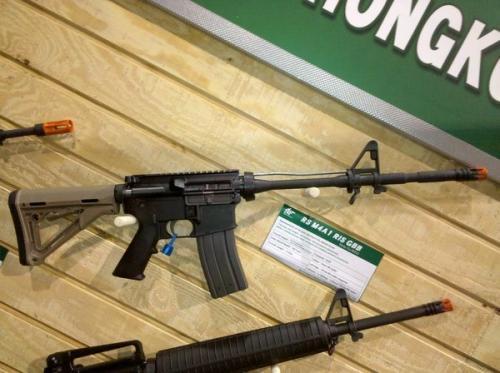 Real Sword М4 GBB страйкбольная винтовка