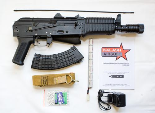 комплект поставки DIBOYS, Kalash SLR-106 (Rk-12)