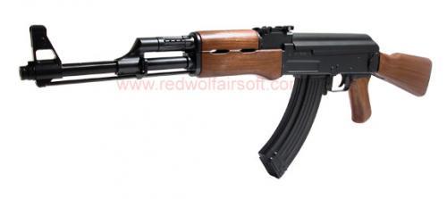 Tokyo Marui AK47 страйкбольное оружие для левши