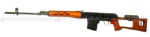 G&G снайперская винтовка для страйкбола SVD Dragunov