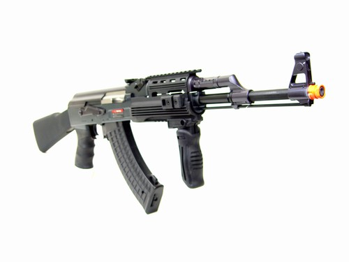 JG Ak-47, китайское страйкбольное оружие от Jing Gong