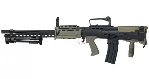 L86 A2 LSW от ICS страйкбольный пулемет