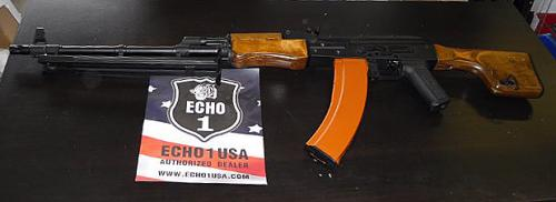 РПК-74 от ECHO1 (RED STAR LMG) новинки страйкбольного оружия