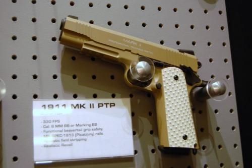 KWA 1911 MKII пистолет для страйкбола
