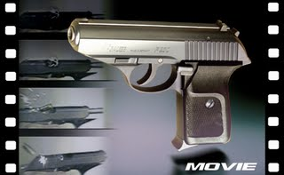 KSC Sig P230 пистонная модель пистолета