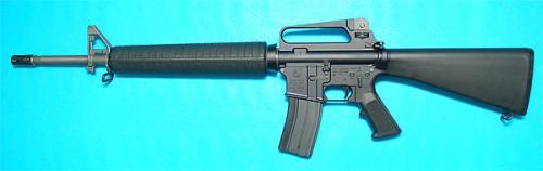 M16A2 GBB страйкбольное оружие от G&P новинки страйкбола