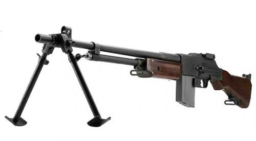 страйкбольный пулемет Браунинг БАР m1918 китай