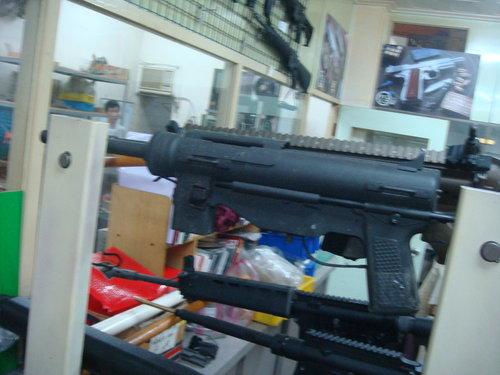 американский пистолет-пулемет WE М-3 Grease gun новинки страйкбола