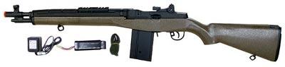 CYMA M14 SOCOM16 Sniper Rifle AEG OD оружие для страйкбола